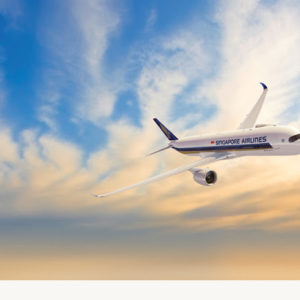 Singapore Airlines offers from Houston to Asia