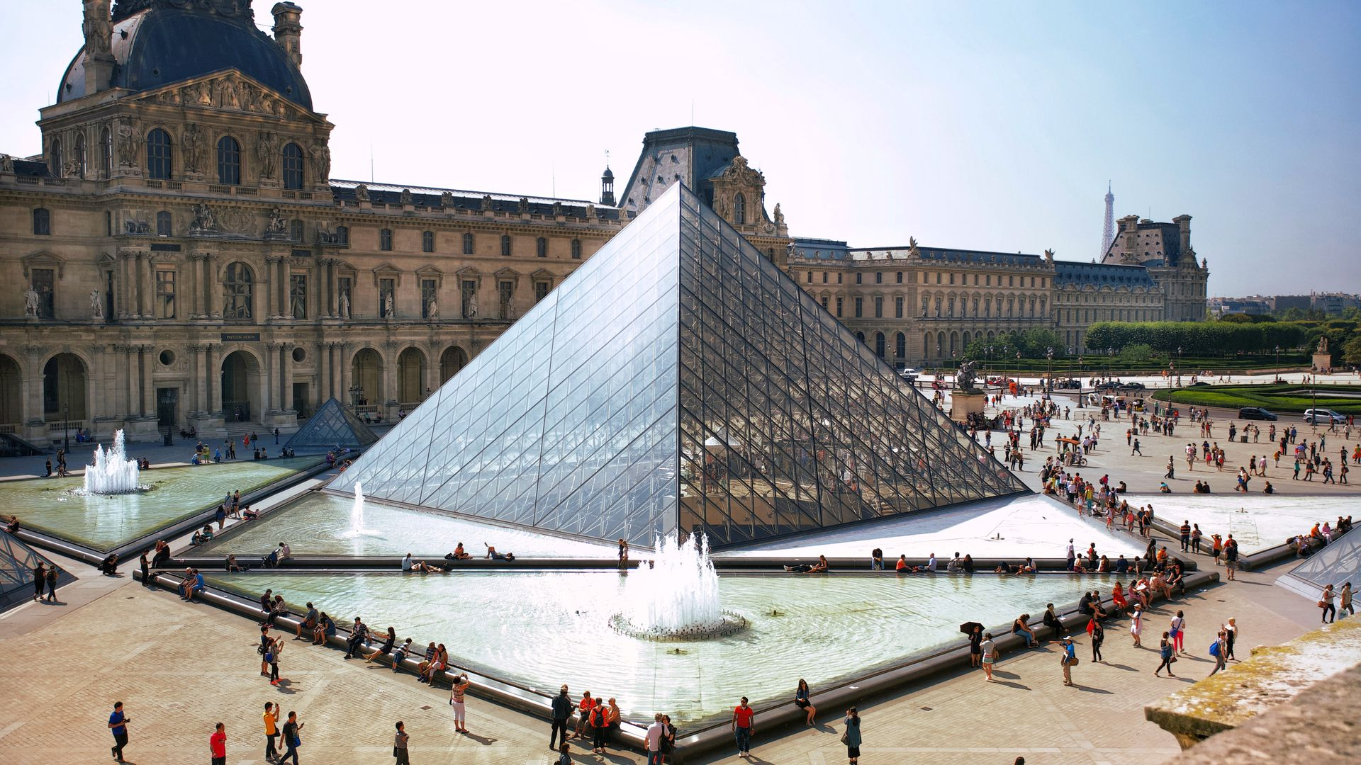 Masterpieces of Louvre: Skip-the-Line Ticket & Audio Tour